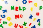 Sexual Abuse at Daycare: Fridge Magnet Letters Spell